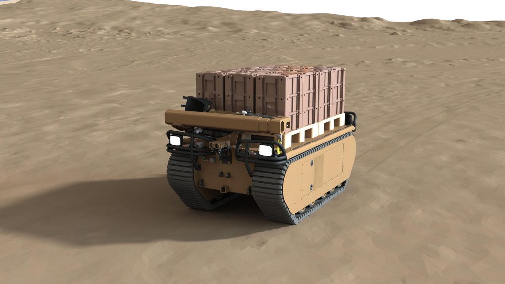 RANG-R Unmanned Ground Vehicle
